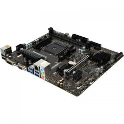 Placa de baza MSI B350M PRO-VD PLUS, AMD B350, Socket AM4, mATX