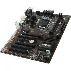 Placa de baza MSI H110 PC MATE, Intel H110, Socket 1151, ATX