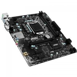 Placa de baza MSI H110M ECO, Intel H110, Socket 1151, mATX