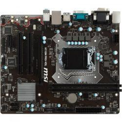 Placa de baza MSI H110M PRO-VDL, Intel H110, Socket 1151, mATX