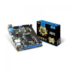 Placa de baza MSI H81I, Intel H81, Socket 1150, mITX