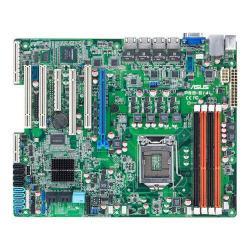 Placa de baza Server Asus P8B-E/4L, Intel C204, Socket 1155, ATX