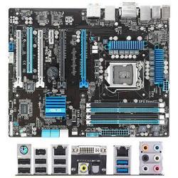 Placa de baza Server Asus P8C WS, Intel C216, Socket 1155, ATX
