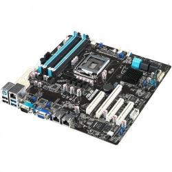 Placa de baza Server Asus P9D-MV, Intel C222, Socket 1150, m-ATX
