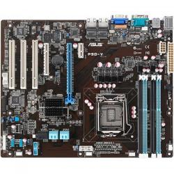 Placa de baza Server Asus P9D-V, Intel C224, Socket 1150, ATX