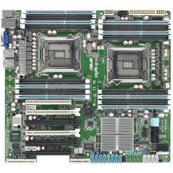 Placa de baza Server Asus Z9PE-D16/2L, Intel C602-A, 2 x Socket 2011, SSI EEB