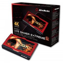 Placa de captura Aver Media Live Gamer EXTREME 2 GC551, USB 3.1-C