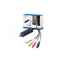 Placa de captura Logilink VG0001A,USB 2.0