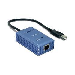Placa de retea USB Trendnet TU2-ET100