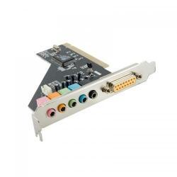 Placa de sunet 4World PCI 6 canale