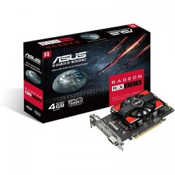 Placa video Asus AMD Radeon RX 550 4GB, DDR5, 128bit