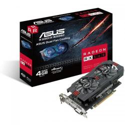 Placa video Asus AMD Radeon RX 560 O4G 4GB, DDR5, 128bit