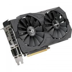 Placa video Asus AMD Radeon RX 570 STRIX GAMING O4G 4GB, DDR5, 256bit