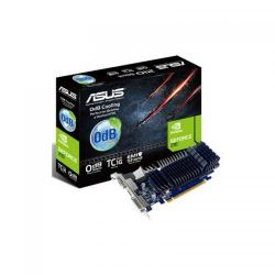Placa video Asus nVidia GeForce 210 silent TurboCache 512MB, GDDR3, 32bit