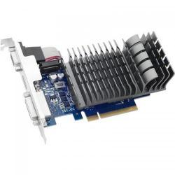 Placa video Asus nVidia GeForce GT 710 1GB, GDDR3, 64bit, Low Profile