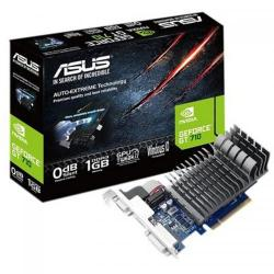 Placa video Asus nVidia GeForce GT 710 1GB, GDDR3, 64bit, Low Profile Bracket