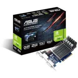 Placa video Asus nVidia GeForce GT 710 2GB, GDDR3, 64bit, Low Profile Bracket