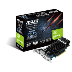 Placa video Asus nVidia GeForce GT 730 Silent 1GB, DDR3, 128bit, Low Profile