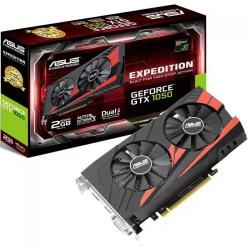 Placa Video Asus nVidia GeForce GTX 1050 Expedition 2GB, DDR5, 128bit