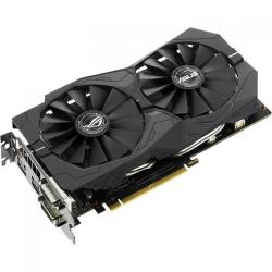 Placa video Asus nVidia GeForce GTX 1050 Ti STRIX GAMING 4GB, DDR5, 128bit