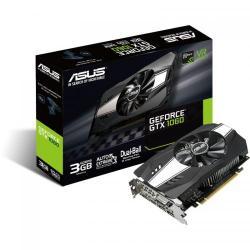 Placa video Asus nVidia GeForce GTX 1060 Phoenix 3GB, DDR5, 192bit