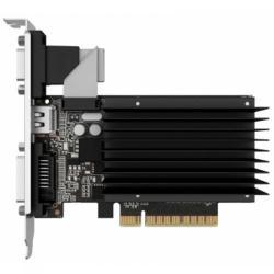 Placa video Gainward nVidia GeForce GT 710 SilentFX 1GB DDR3, 64bit, Low Profile
