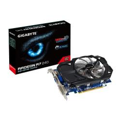 Placa Video Gigabyte AMD Radeon R7 240 2GB DDR3, 128bit