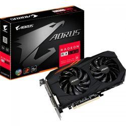 Placa video Gigabyte AORUS AMD Radeon RX 580 4GB, DDR5, 256bit
