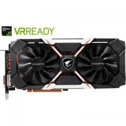 Placa video Gigabyte AORUS nVidia GeForce GTX Xtreme Edition 1060 9Gbps 6GB, GDDR5, 192bit