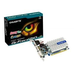 Placa video Gigabyte nVidia GeForce 210 1GB, DDR3, 64bit