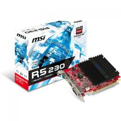 Placa video MSI AMD Radeon R5 230 1GB, DDR3, 64bit