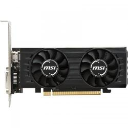 Placa video MSI AMD Radeon RX 550 2GT LP OC 2GB, DDR5, 128bit