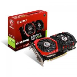 Placa video MSI GeForce GTX 1050 Ti GAMING 4GB, GDDR5, 128bit