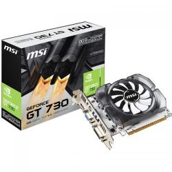 Placa video MSI GT730 OCV1 2GB, DDR5, 64bit