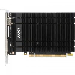 Placa video MSI nVidia GeForce GT 1030 2GH OC 2GB, DDR5, 64bit