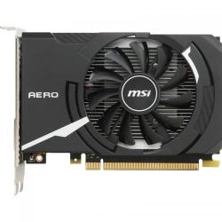 Placa video MSI nVidia GeForce GT 1030 AERO ITX OC 2GB, DDR5, 64bit