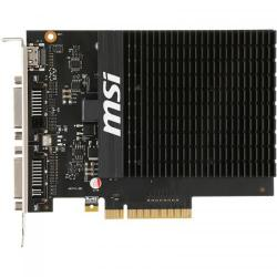 Placa video MSI nVidia GeForce GT 710 H2D 2GB, DDR3, 64bit