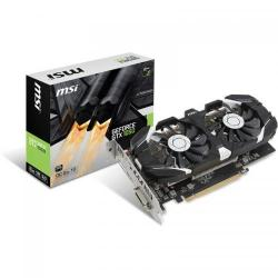 Placa video MSI nVidia GeForce GTX 1050 2GT OC 2GB, DDR5, 128bit