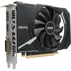 Placa video MSI nVidia GeForce GTX 1050 AERO ITX OC 2GB, DDR5, 128bit