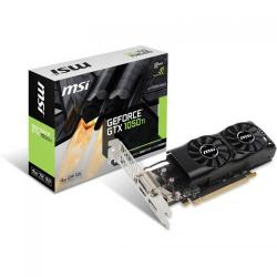 Placa video MSI nVidia GeForce GTX 1050 Ti 4GT LP 4GB, GDDR5, 128bit