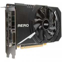 Placa video MSI nVidia GeForce GTX 1060 AERO ITX OC 3GB, DDR5, 192bit