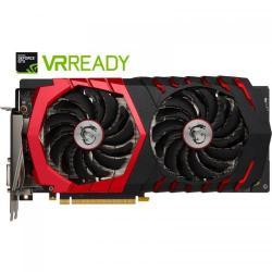 Placa video MSI nVidia GeForce GTX 1060 GAMING X 3GB, GDDR5, 192bit