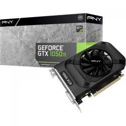 Placa video PNY nVidia GeForce GTX 1050 Ti 4GB GDDR5, 128bit