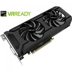 Placa video PNY nVidia GeForce GTX 1060 Dual Fan 3GB DDR5, 192bit