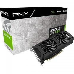 Placa video PNY nVidia GeForce GTX 1060 Dual Fan 6GB, GDDR5, 192bit