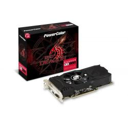 Placa video PowerColor AMD Radeon RX 560 4GB, GDDR5, 128bit