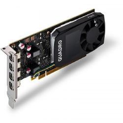 Placa video profesionala PNY nVidia Quadro P1000 4GB, DDR5, 128bit, Low-profile