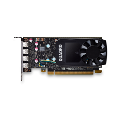 Placa video profesionala PNY nVidia Quadro P600 2GB, GDDR5, 128bit