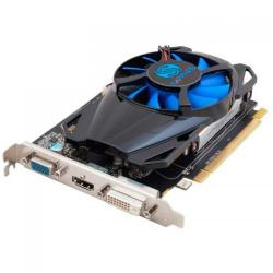 Placa Video Sapphire AMD Radeon R7 250 512SP Edition 1GB, GDDR5, 128bit, Bulk