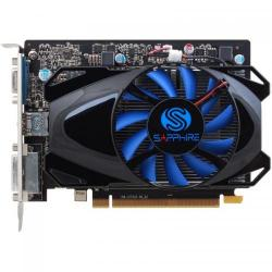 Placa Video Sapphire AMD Radeon R7 250 512SP Edition Lite 2GB, GDDR3, 128bit